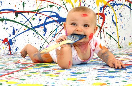 Свобода творчества для ребенка