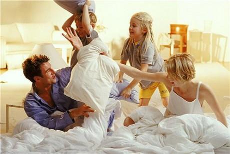 Взаимоотношения между родителями