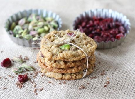 Способ приготовления овсяного печенья