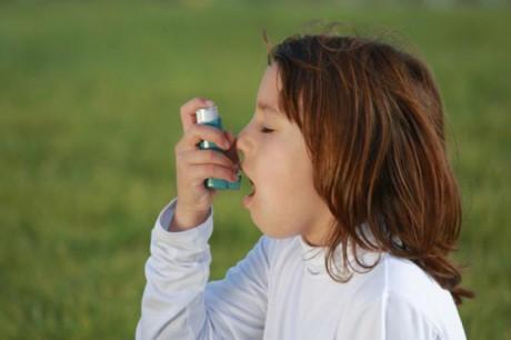 Причина астмы у детей