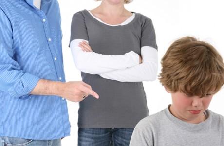 Эмоциональное отвержение ребенка