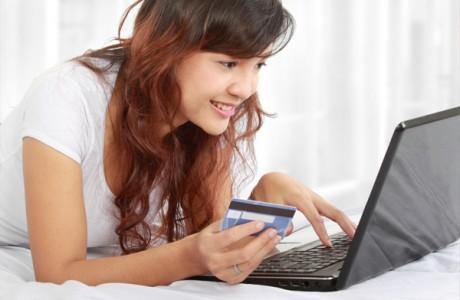 Мамы предпочитают онлайн-покупки