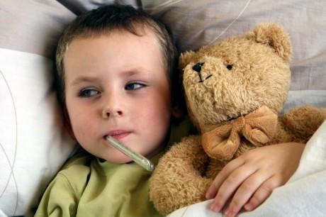 Финский грипп или грипп H3N2 грозит деткам