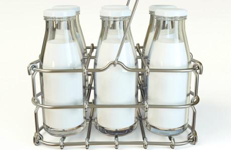 Грудное молоко - доставка к двери