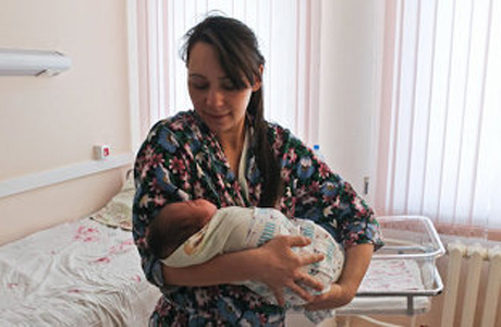 Вес новорожденного более 6 кг