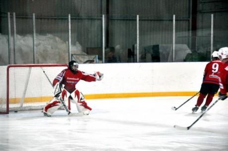 «АТЕК» сыграй в хокей