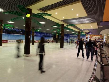 ТРЦ «Блокбастер» — покатайся на коньках