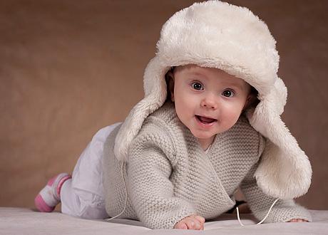 Как одеть зимой ребенка