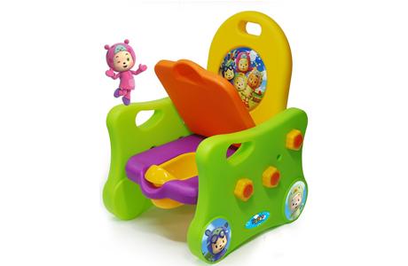 Идеи подарков для детей - стульчик-горшок Woojeon