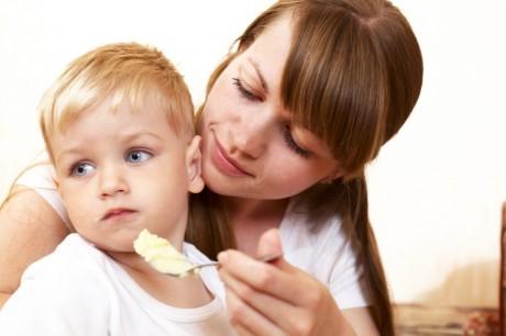 Детей не надо заставлять есть