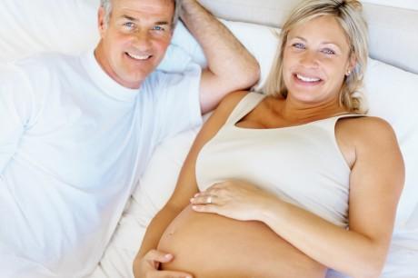 Беременность после пятидесяти