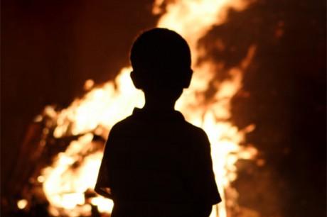 Огонь и страх