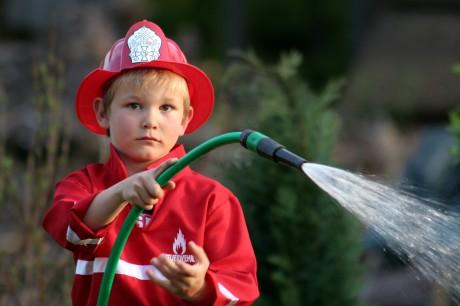 Что делать при пожаре
