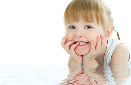 Как вести себя малышу при наводнении