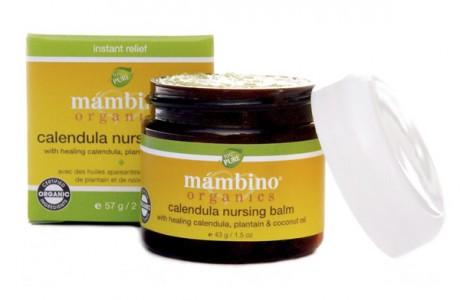 Бальзам по уходу за кожей сосков Mambino organik