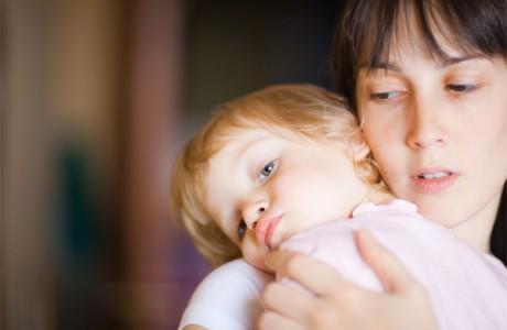 Болезнь детей ломает родителей