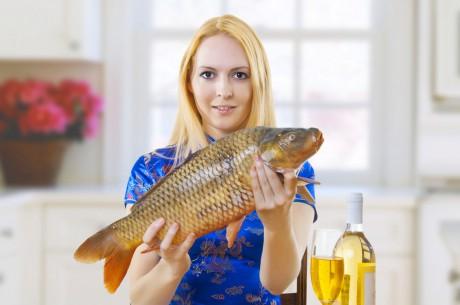 Рыба во время беременности защищает малыша