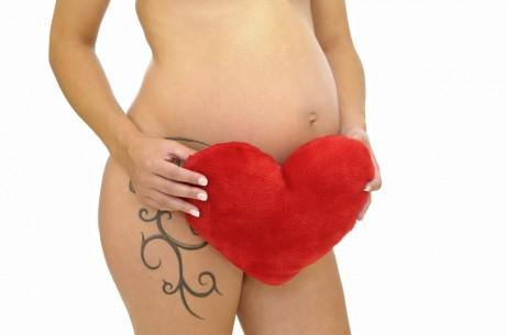 Беременность и тату