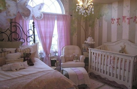 Лучшее место для детской кроватки