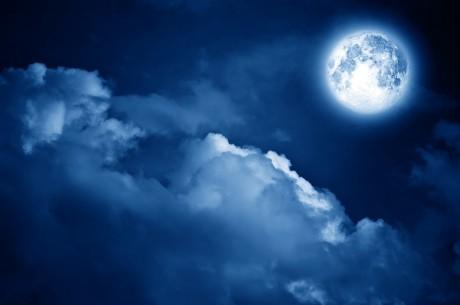 Не ожидай, что луна упадет