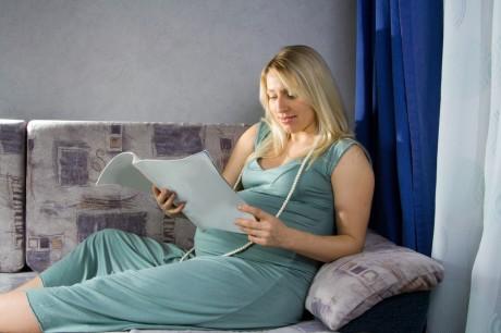 Беременность превращает женщин в психологов