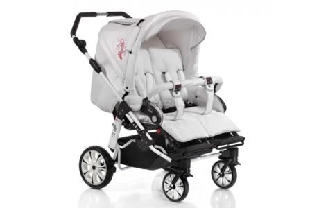 Универсальная коляска для новорожденных Hartan ZX II