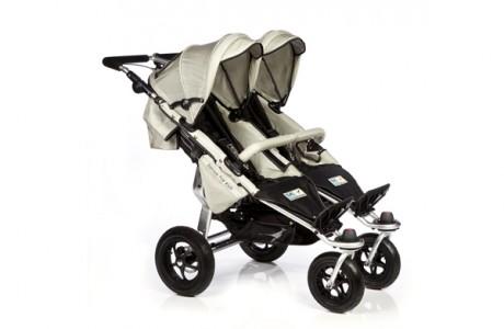 Универсальная коляска для новорожденных TFK Twinner Twist Duo
