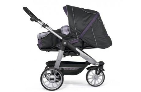 Универсальная детская коляска Teutonia Spirit S3 2 в 1