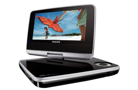 Портативный DVD-плеер «Philips PD9030/51»