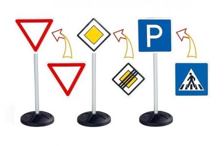 Набор Дорожные знаки