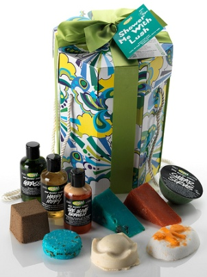 Набор для душа Shower Me With Lush