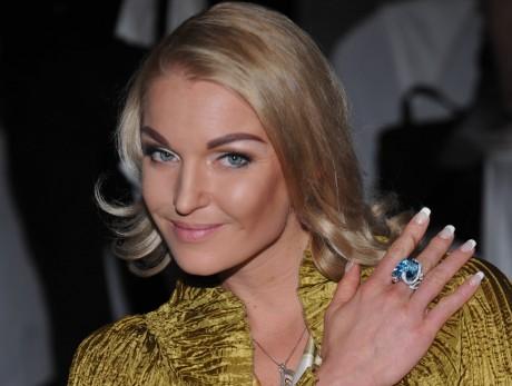 36-летняя Настя Волочкова - беременна