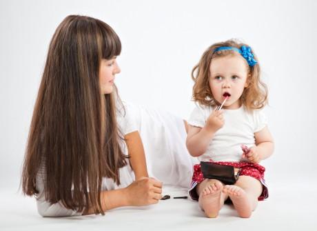 Рейтинг детской косметики