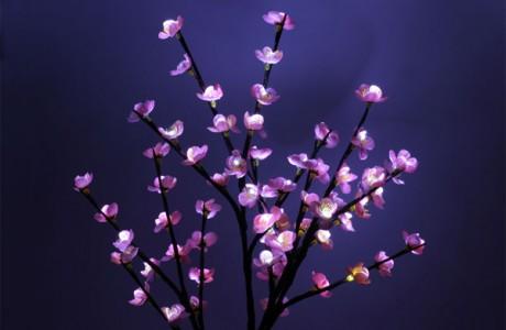 Светильник «Цветущее дерево»