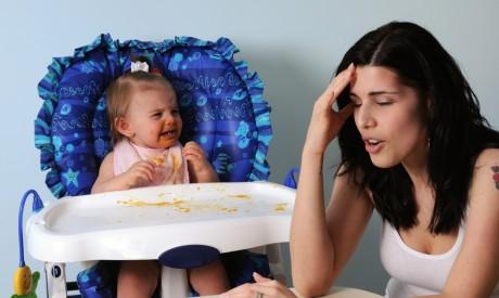 На детей нельзя кричать