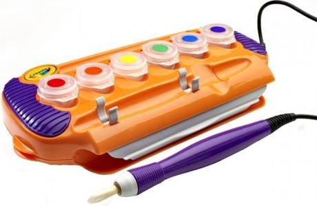 Набор красок Crayola с волшебной кисточкой