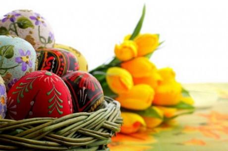 Традиции Пасхи