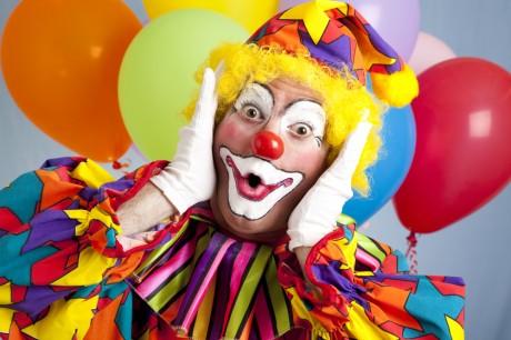 Встреча с клоуном поможет забеременеть
