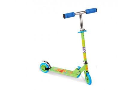 Скутер двухколесный «Винни Пух»