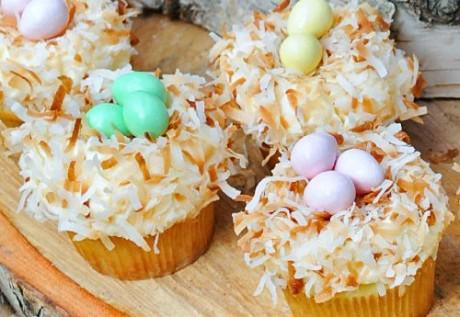 Рецепт недели: кокосовые кексы