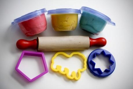 Органическое тесто для детского творчества