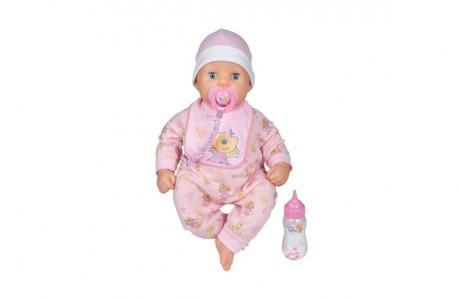 Интерактивная кукла для малыша