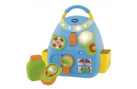Музыкальный рюкзачок для малыша