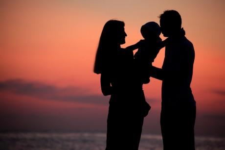 Безусловная любовь в семье