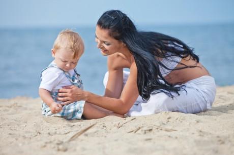 Солнце и безопасность малыша