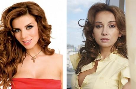 Анфиса Чехова и Анна Седакова