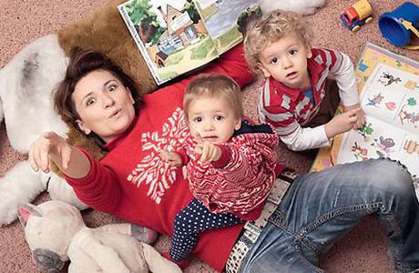 Арбенина рассказала о папе своих детей