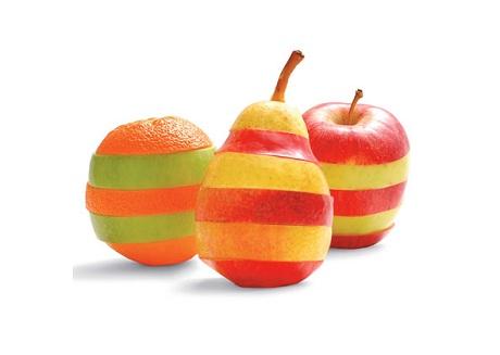 Веселая фруктовая закуска