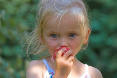 Сердечное питание для ребенка