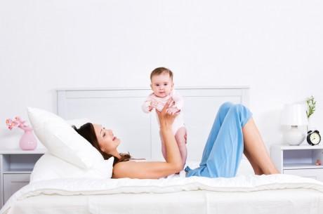 Хлопковое белье для малыша